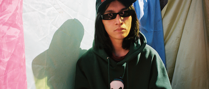 """Watch Eyedress' new """"Trauma"""" video directed by BRVINFREEZE"""