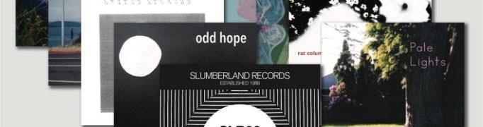 Pale Lights & Odd Hope share new singles for Slumberland's 30th Anniversary Singles Club, stream both of the A-sides via Brooklyn Vegan