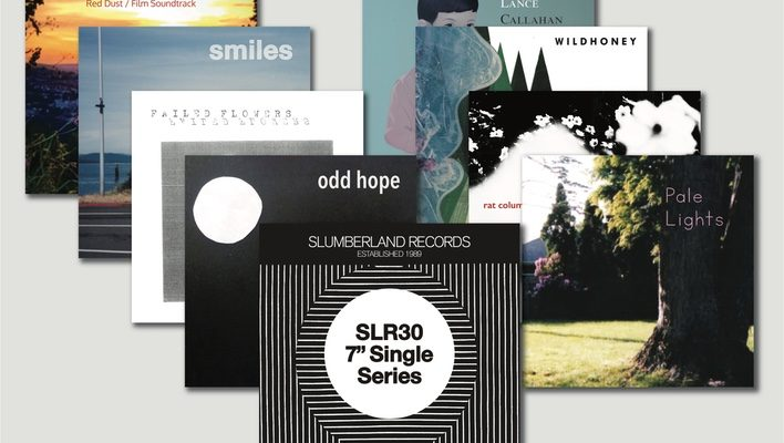 Pale Lights & Odd Hope share new singles for Slumberland's 30th Anniversary Singles Club, stream both of the A-sides via Brooklyn Vegan