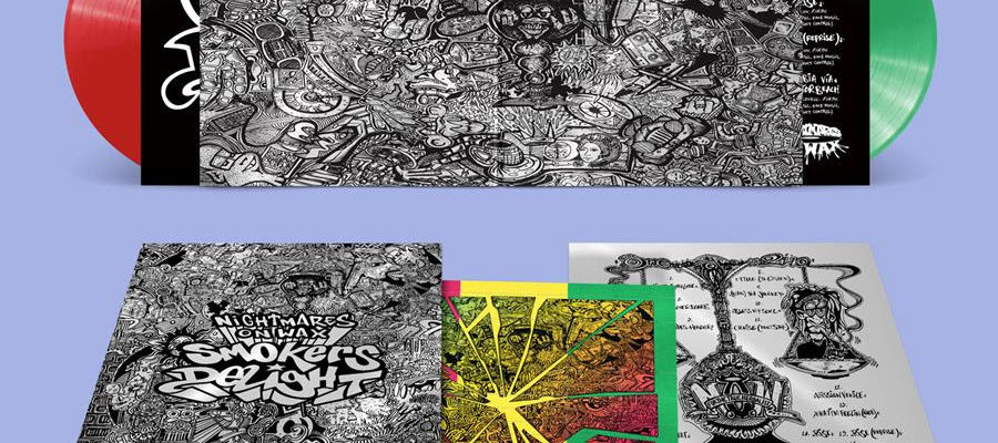 NIGHTMARES ON WAX ANNOUNCESSMOKERS DELIGHT25TH ANNIVERSARY REISSUE, SHARES PREVIOUSLY UNRELEASED TRACK