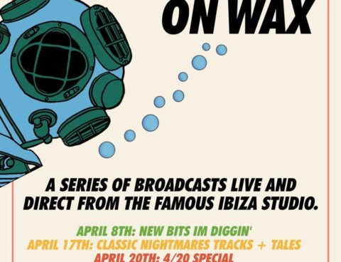 Nightmares on Wax shares new livestream event schedule around release of 25th Anniversary edition of Smokers Delight