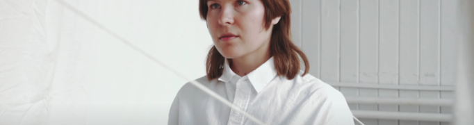 """Watch Camille Delean's new """"Go Easy"""" video via Gold Flake Paint;Cold House Burningis due 6/5"""