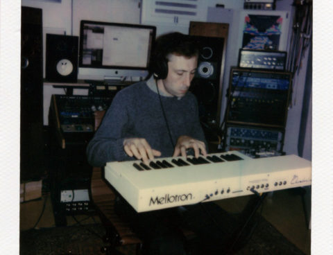 "Jaye Bartell shares new song ""Too Late"" from his upcoming albumKOKOMO"