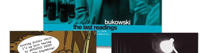Wax Audio Group launches Kickstarter to releaseBukowski's last readings on vinyl