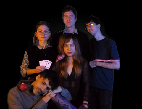 StreamMilk Fed,the debut LP from Oakland post-punk band Body Double