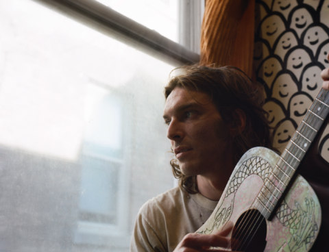 """Paul Jacobs of Pottery announces North American tour dates & shares new video for """"Most Delicious Drink"""""""