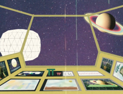 "Watch Peel Dream Magazine's plants-in-space themed video for ""Geodesic Dome"" – stream the deluxe edition of 'Agitprop Alterna' & the expanded edition of 'Moral Panics' everywhere today"