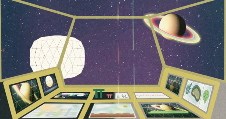 """Watch Peel Dream Magazine's plants-in-space themed video for """"Geodesic Dome"""" – stream the deluxe edition of 'Agitprop Alterna' & the expanded edition of 'Moral Panics' everywhere today"""