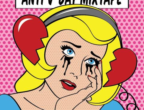 Force Field PR artists & staff curate Anti V-Day Spotify Mix, Vol. VII