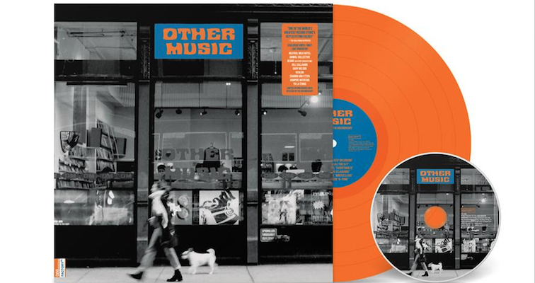 Other Music documentary soundtrack LP set for exclusive Record Store Day 2021 release