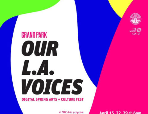 Arthur King's Changing Landscapes (Isle of Eigg) Filmwill premiereat Grand Park's Our L.A. Voices 2021
