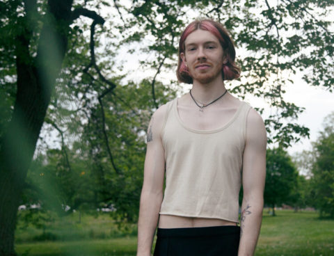 """Chicago's Andrew Krull shares """"Magnolia"""" & announces debut EP;'It All Goes'is due 8/27"""