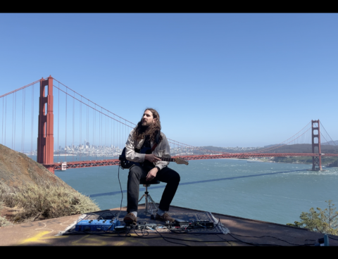 Nate Mercereau Releases A New Project Of Duets With The Golden Gate Bridge & Shares The Story Behind It w/The SF Chronicle