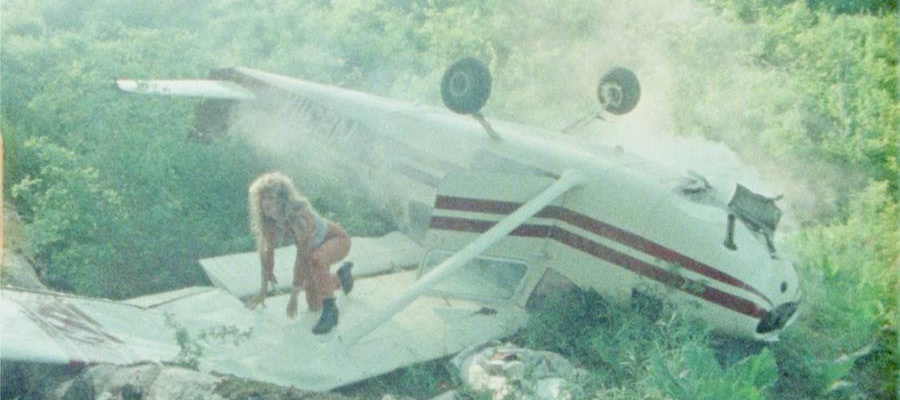 Taraka (ex-Prince Rama) re-envisions the amazing true story of a 17 year-old pilot who survived a plane crash in new music video